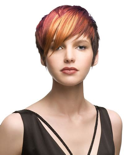 2014 hairstyles and color trends ladies hairstyle colour cut short new year