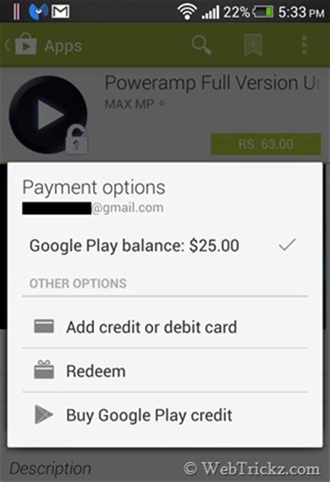 How To Check Balance On Google Play Gift Card - how to redeem google play gift cards outside us in india