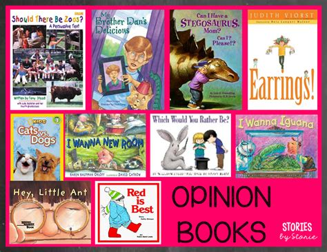 picture books to teach opinion writing opinion writing for 2nd graders