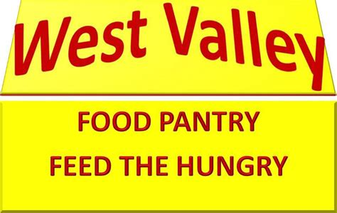 West Valley Food Pantry by West Valley Food Pantry Help Us Feed The Hungry