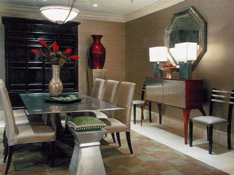 Modern Dining Room Decor Ideas by Modern Dining Room Design Ideas Home Decorating Ideas