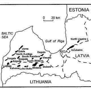 Alla Shogenova Phd In Geology And Mineralogy Tallinn