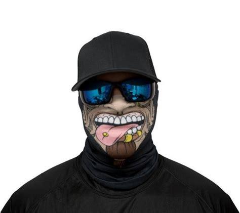 Masker Mud Mask Jafra motorcycle mask kahuna moto loot