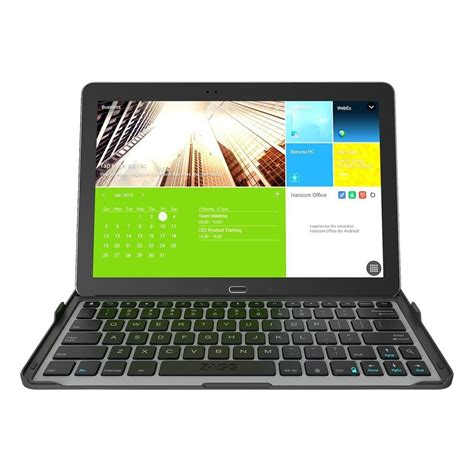 Samsung Original Black Book Cover For Tab S2 8 0 Inch zagg cover fit bluetooth keyboard for 12 2 in samsung galaxy note tab pro ebay