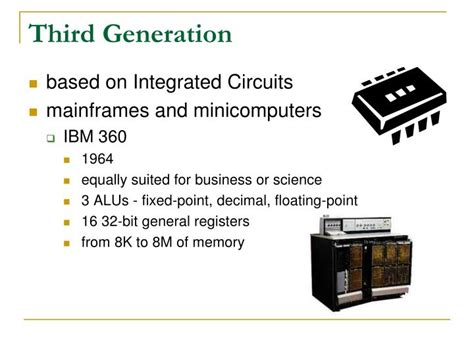 indiana integrated circuits ppt dannelly s history of computing powerpoint presentation id 3778357