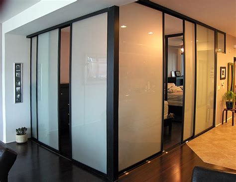 Interior Bedroom Doors by Interior Sliding Doors Modern Room Dividers Interior