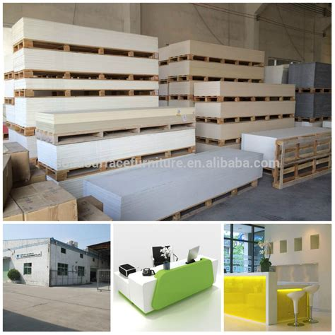 Corian Wholesale 150 Kinds Colors Of Solid Surface Slabs Corian Materials
