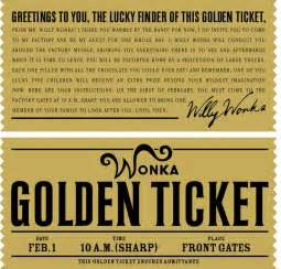 Golden Ticket Invitation Template by 25 Best Ideas About Golden Ticket On Wonka