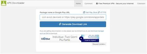 photo downloader apk come scaricare un app senza effettuare l accesso al play store