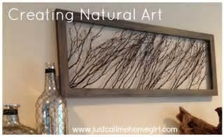 curtains as wall decor create natural wall art using wooden sticks hometalk