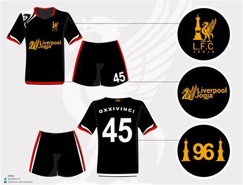 Kaos Hi Res Black Liverbird Liverpool Logo 3 Gildan Gld Lpl24 the reds army liverpudlian jogja futsal jersey kit liverpool fc jogja fans jersey