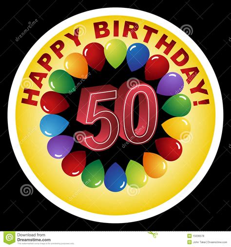 50th birthday images happy 50th birthday clipart clipart suggest