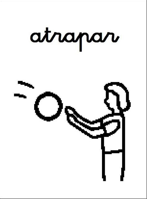 imagenes de verbos a blanco y negro atrapar wchaverri s blog