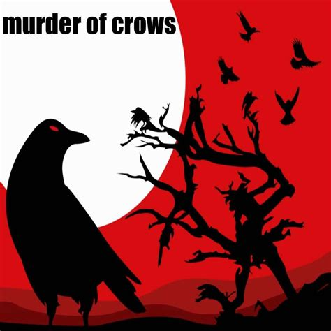 A Murder Of Crows murder of crows www imgkid the image kid has it
