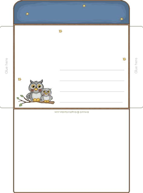printable animal envelopes free 1000 images about papre on pinterest writing papers