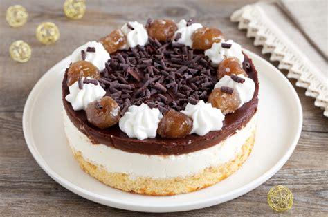 ricette cucina italiana dolci ricetta dolce di natale ai marron glac 233 cucchiaio d argento