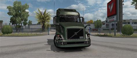 volvo truck shop volvo vnl truck shop v1 4 ats american truck simulator