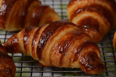 Homemade Croissants   Joyofbaking.com *Video Recipe*