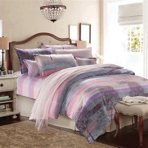 home textile heavy brushed bedding cotton set duvet cover