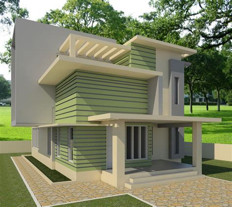 revit architecture modern house design 7 cad needs