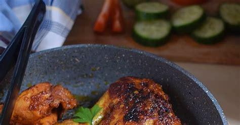 Keranjang Ayam ayam panggang pedas keranjang artikel