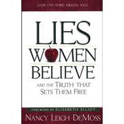nancy leigh demoss lies believe and the
