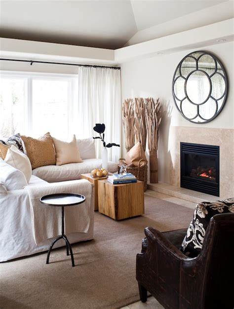 room covered in mirrors sectional sofa design ideas