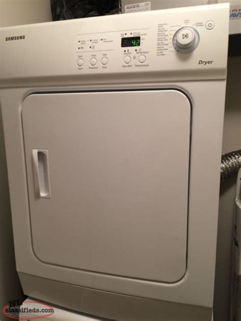 Washer And Dryer Apartment by Apartment Size Washer And Dryer Combo St S Newfoundland