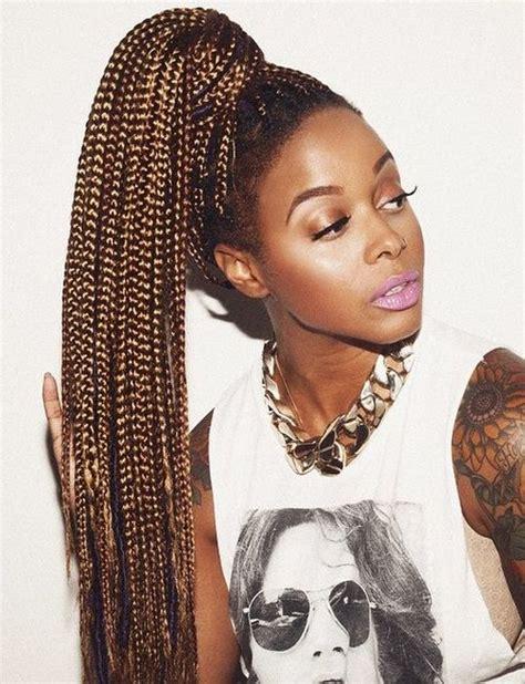 top    rage   long box braids