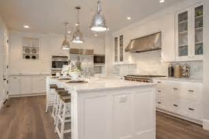beautiful Kitchen Backsplash Ideas With White Cabinets #1: farmhouse-kitchen.jpg