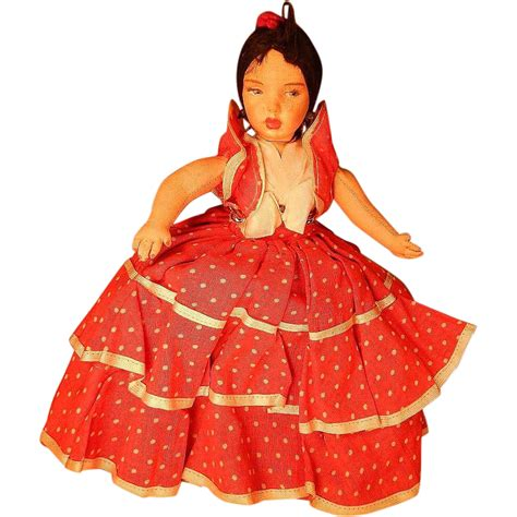 lenci topsy turvy doll item id top3 in shop s backroom from dodobirddolls on