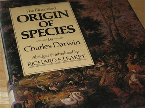 on the origin of species illustrated books library 150th anniversary of on the origin of species