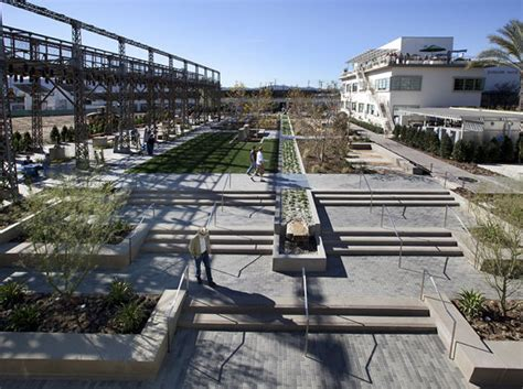 ahbe landscape architects burbank water and power ecocus ahbe landscape architects