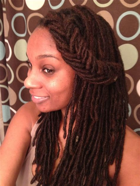 the best dread lock hair covering 99 best images about dreadlocks hair styles and diy