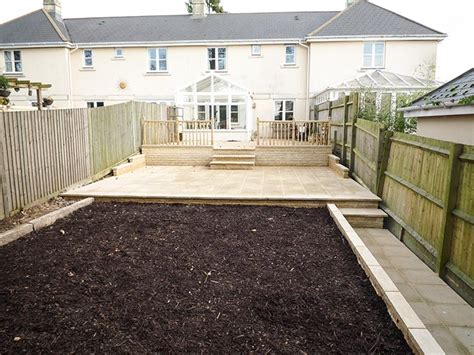 Patio Or Decking by Decking Patio And Levelling In Kingsworthy Winchester