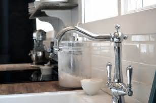 Farmhouse Kitchen Faucets by How To Create A Glam Country Farmhouse Kitchen Brizo