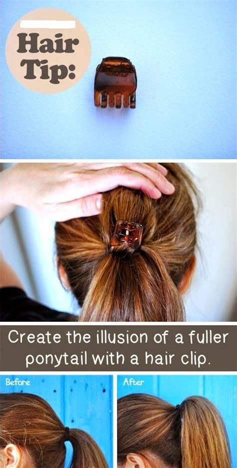 7 Secrets Of A Ponytail by Hair Hacks Every Should Secrets To Fabulously