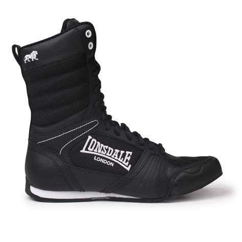 Sepatu Lonsdale By Marlaba Shoes lonsdale lonsdale contender junior boxing boots boxing
