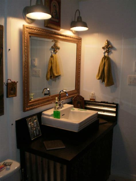 Mobile Home Bathroom Remodeling Ideas Sheet Metal Single Wide Remodel