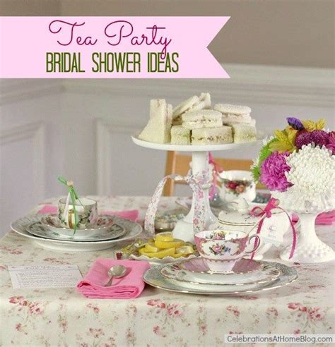 Tea Bridal Shower Ideas by Tea Bridal Shower Ideas