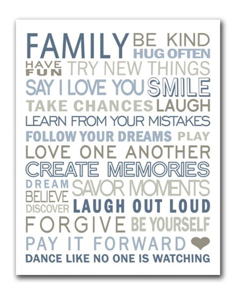 free printable subway art quotes 8 best images of free family subway art printables