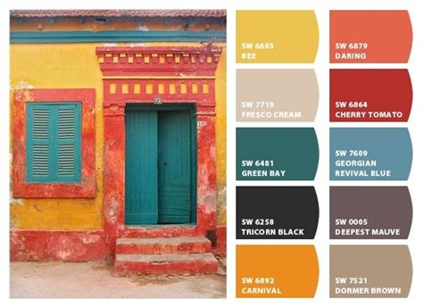 17 best images about mexican colors on mexican colors adobe and guanajuato