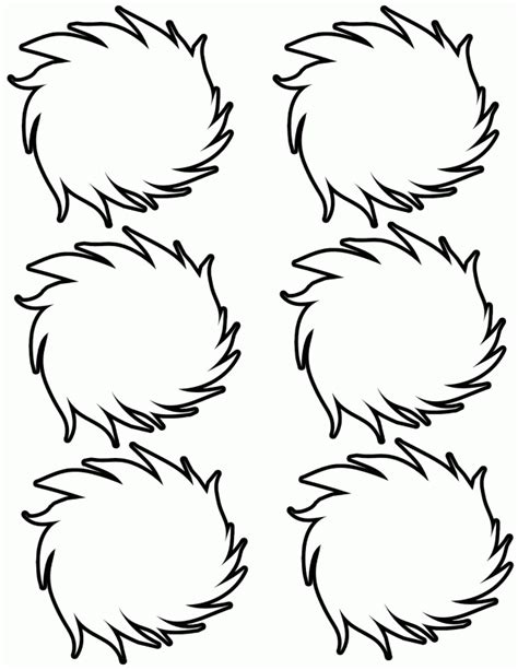 lorax coloring pages truffula tree coloring page coloring home