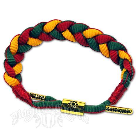 rasta cortes braided bracelet rastaempire