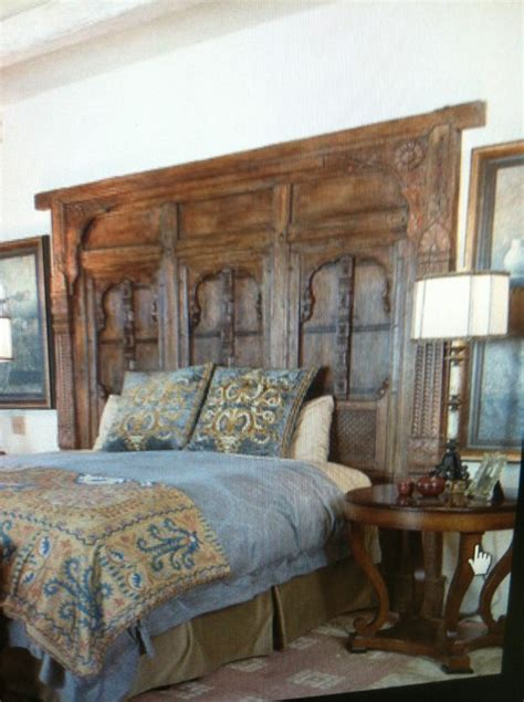 make a headboard out of a door king size headboard made out of old doors garmon ferry