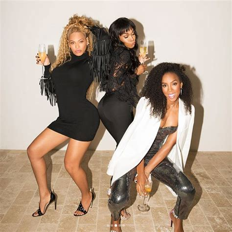 The S Child rowland on rumors destiny s child is joining on the