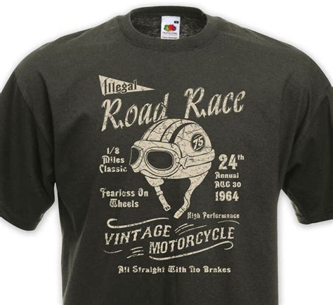 Tshirt Cafe Racer California 216 best shirt divers images on t shirts