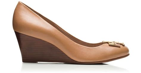 Burch Shoes Lowell Wedge burch lowell wedge in lyst