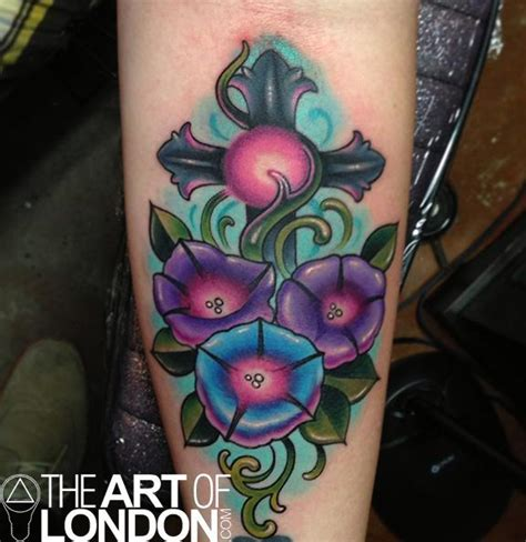 tattoo london gallery 1000 ideas about morning glory tattoo on pinterest