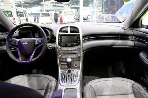 2015 chevrolet cruze dash at guangzhou auto show 2014 2015 chevrolet cruze interior at guangzhou auto show 2014